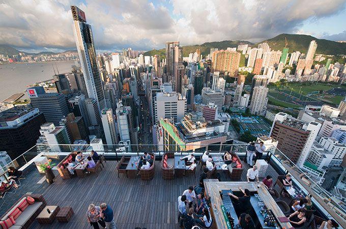 Rooftop in Hong Kong http://www.holidaysforcouples.travel/guides/1300-hong-kong-interlude