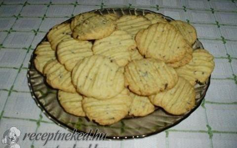 Vaníliás keksz recept fotóval