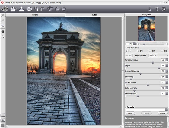 hdrfactory adobe photoshop plugin improved for hdr image creation the latest version of the