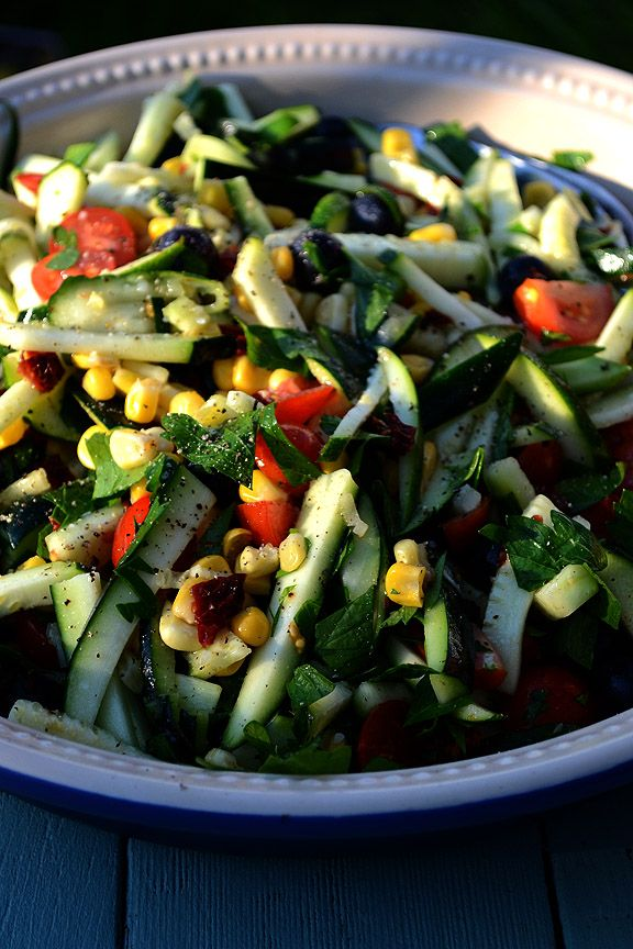 End of Summer Salad