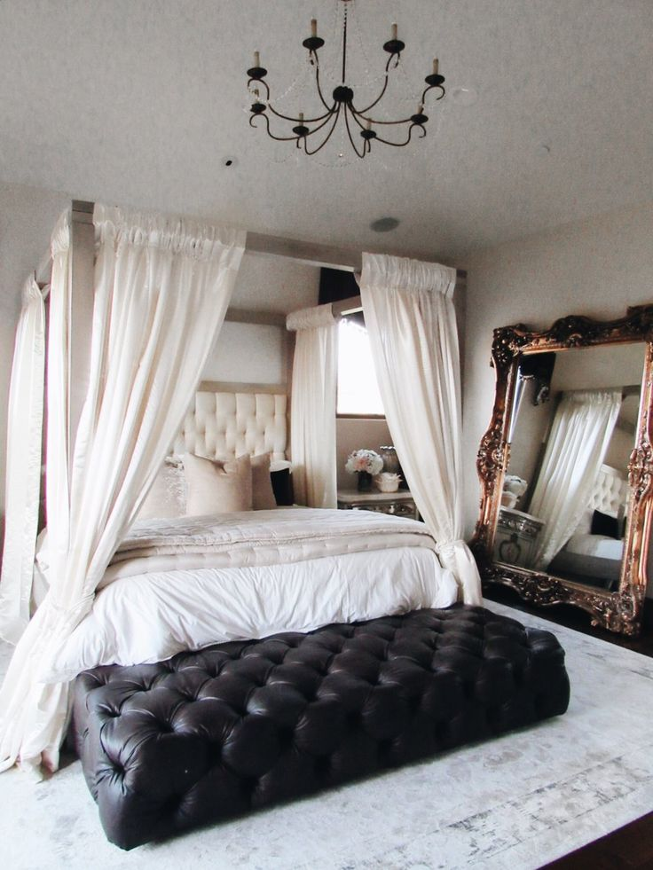 Beautiful Romantic Bedrooms: 17 Best Images About Chic Bedrooms On Pinterest