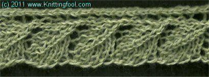 KnittingFool.com - lots and lots of knitting stitch patterns