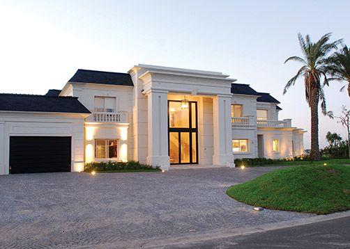 Apa arquitectura fachadas casas y estilo cl sico franc s - Casas estilo frances ...