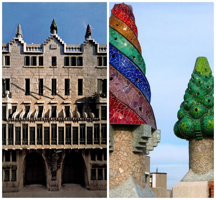 Palau Guell- What to do in Barcelona