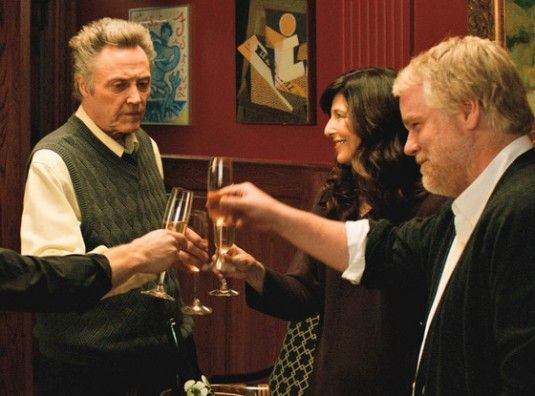 A Late Quartet with Phillip Seymore Hoffman, Catherine Keener and Christopher Walken