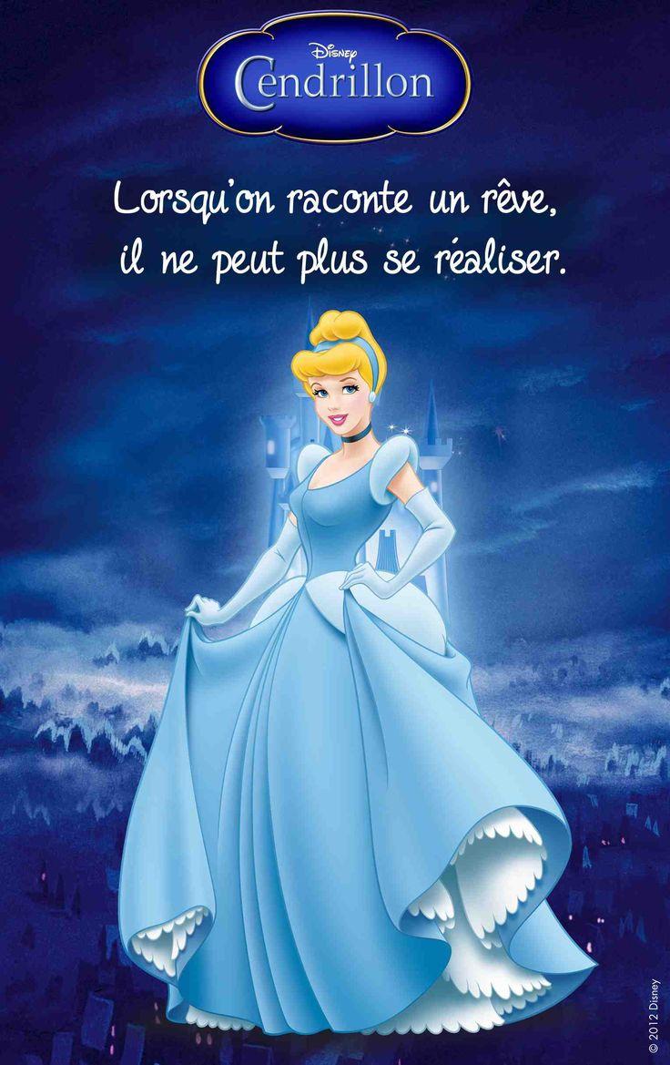 CENDRILLON - © Disney  #CENDRILLON