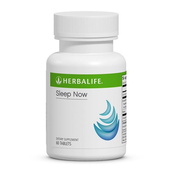Independent Herbalife Distributor | Sleep Now 60 Tablets