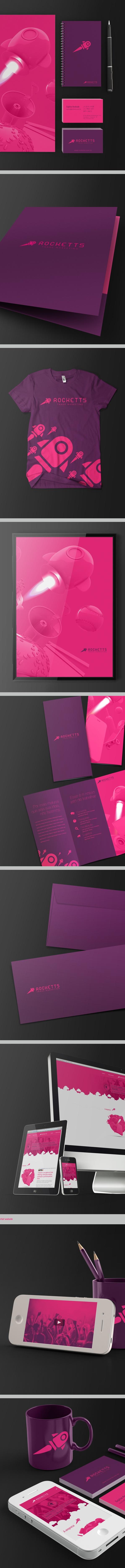 #Design #corporate #identity #branding #visual