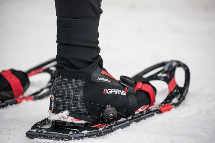 Built for speed, the Course snowshoe offers a competitive edge for the winter training enthusiast seeking to push their limits.