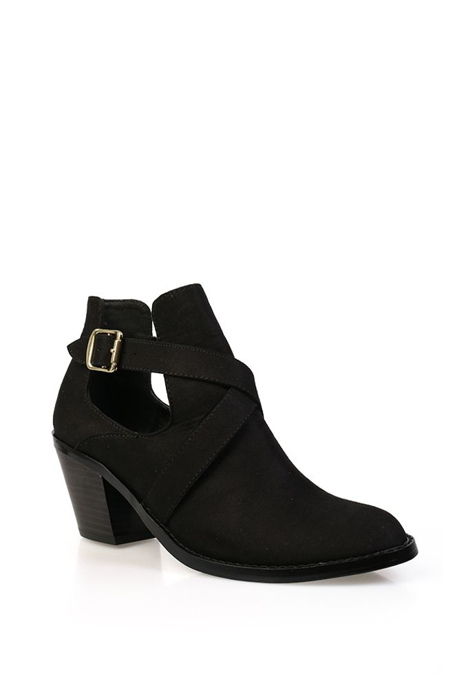 Classified Tidy Ankle Boots