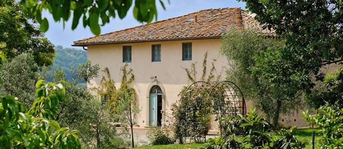 Villa Bianca, Chianti - Tuscan farmhouse