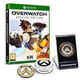 Overwatch Origins Edition - 'Memory of War' Metal Coin & Metal Badge Bundle (Exclusive to Amazon.co.uk) (Xbox One) by Blizzard 26 days in the top 100 Platform: Xbox One (8)Buy new: £44.99 (Visit the Bestsellers in PC & Video Games list for authoritative information on this product's current rank.) Amazon.co.uk: Bestsellers in PC & Video Games...