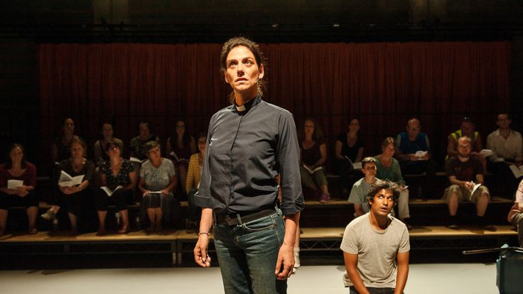 David Greig's 'The Events' Is Coming to New Haven