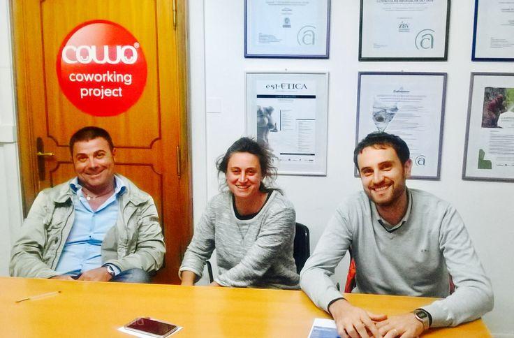 6/10/2016. Leonardo Fabbroni e Claudio Francesconi sono stati confermati rispettivamente Presidente e Vice Presidente di Confartigianato Legno e Arredo
