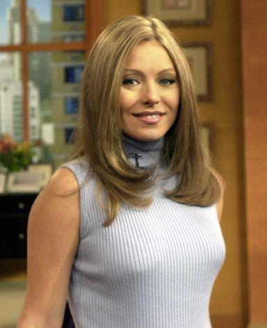 Kelly Ripa 2000 | Kelly Ripa, Feb. 5, 2001, age 30. Photo: Spencer Platt, Getty Images ...