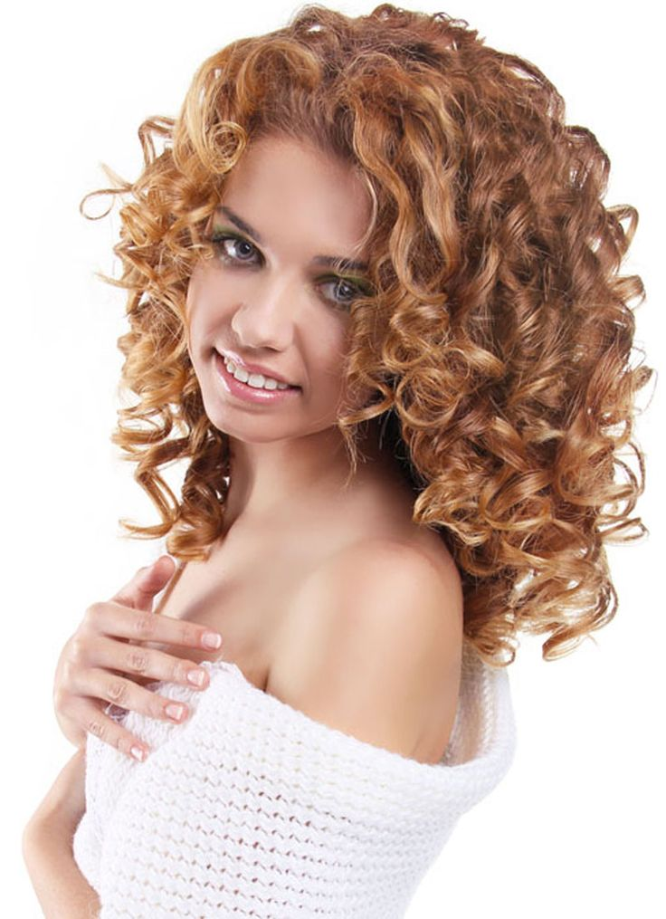 how to cut naturally curly hair yourself
