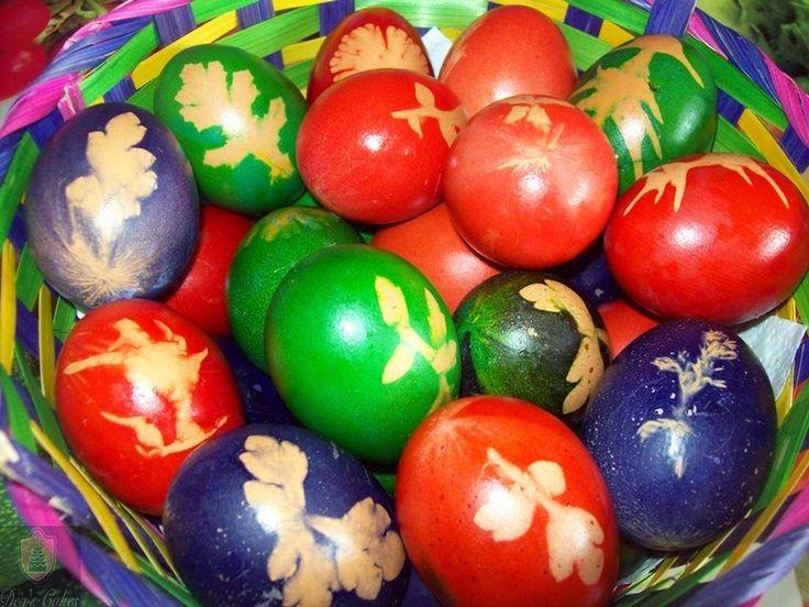 Dea's Cakes: Romanian Easter Eggs 2015- Oua de Pasti