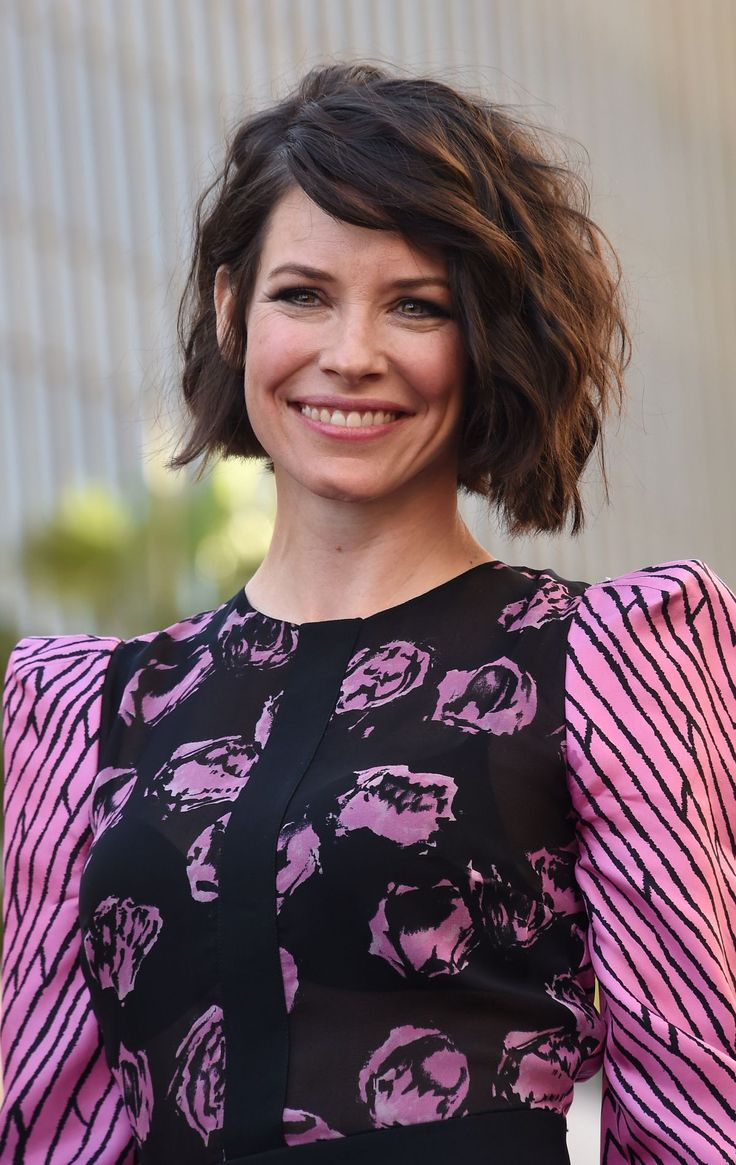 evangeline lilly hair 2015 - Google Search