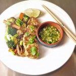 5:2 Diet Recipe – Thai Fishcakes RECIPE!