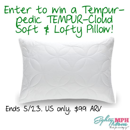 Tempur Cloud Soft Lofty Pillow Reviews