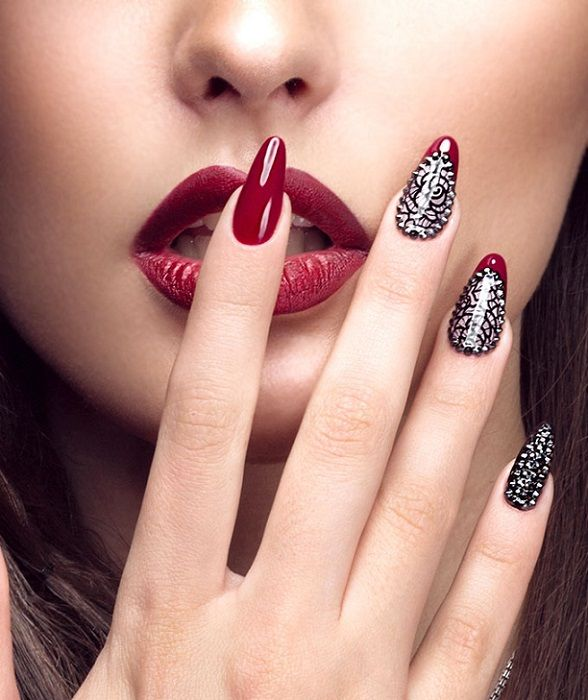25 Stunning Diy 3d Nail Designs 2018 With Images 3d Nail Art