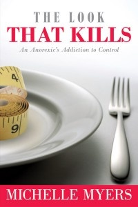 My first book telling my story of coming out of anorexia