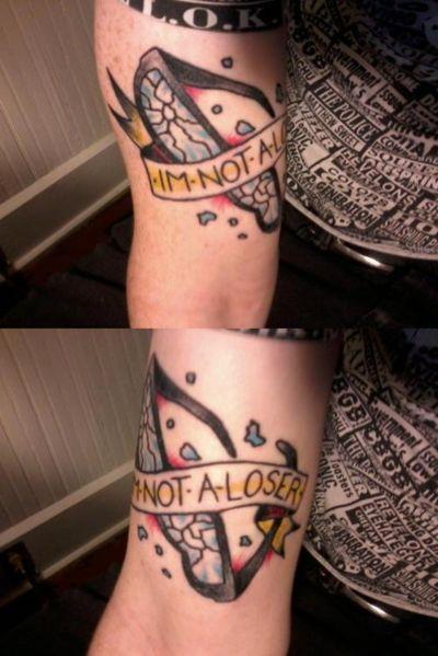 Descendents tattoos i like pinterest tyxgb76aj for Loser lover tattoo