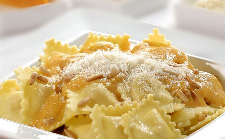 """Raviolis De Queso Con Salsa De Calabaza"" en Nestlé Cocina #recetas #nestlecocina #menuplanner #cocina"