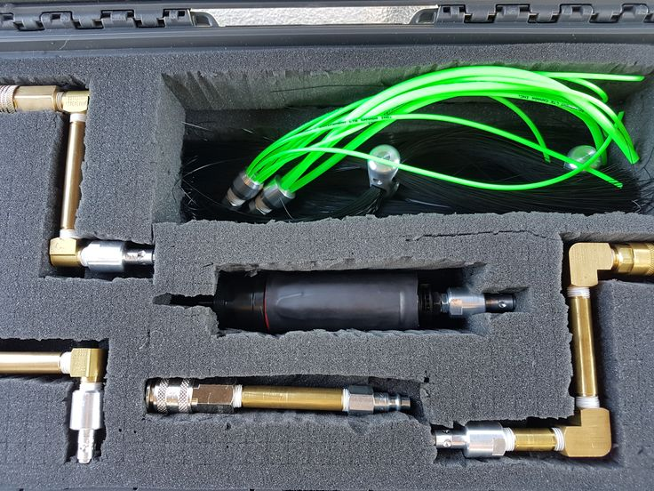Hardcase with BRUSHKIT for Airbot one Robot. Included 2