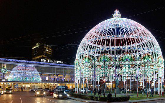 GLOW Eindhoven #Netherlands #Holland