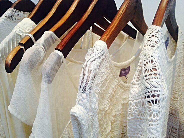 Lace, lace, lace -by Magali Pascal
