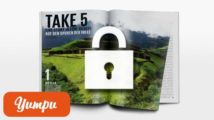 Yumpu Privatsphäre-Einstellungen  Yumpu ist ein brillantes Tool um Magazine zu teilen. Aber was, wenn die Inhalte nur für ausgewählten Personen bestimmt sind?   Ganz einfach: dazu sind die Privatsphäre-Einstellungen da.