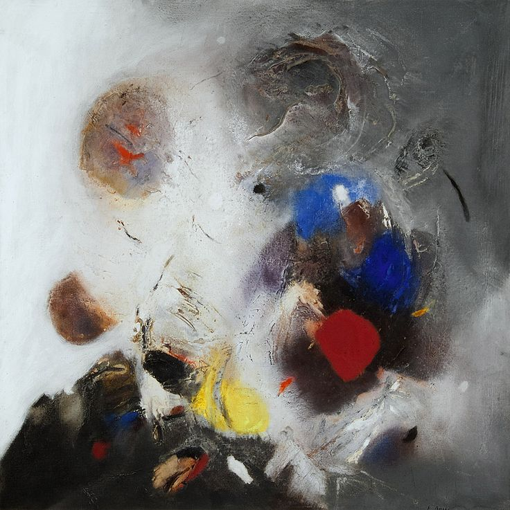 Collection Online   Edmondo Bacci. Event #247 (Avvenimento #247). 1956 - Guggenheim Museum