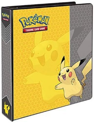 "Pokemon Pikachu 3-Ring Binder Card Album, 2"" #UltraPro"