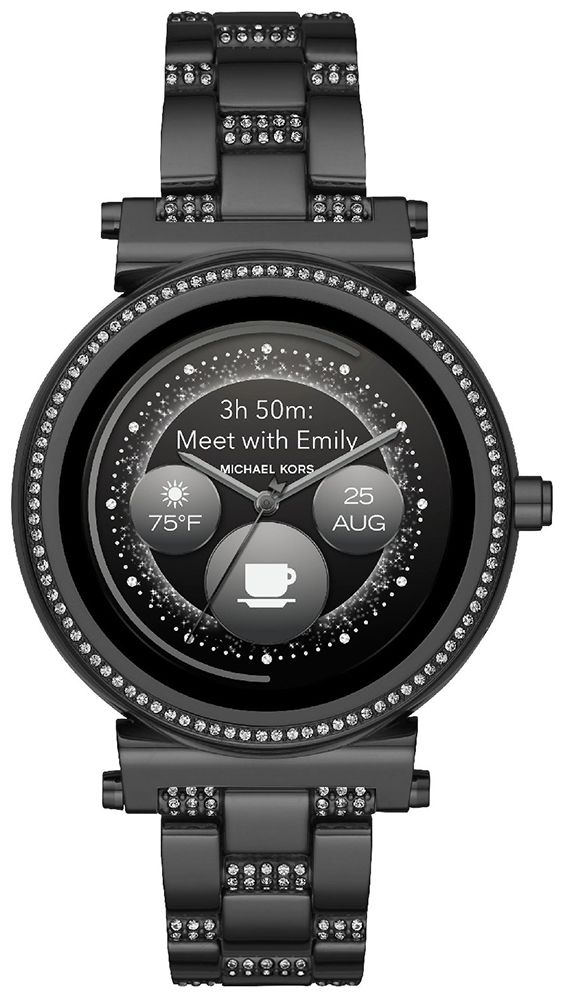0b962cb0cb8 damski Michael Kors SOFIE Smartwatch | smartwatche | Zegarek michael ...
