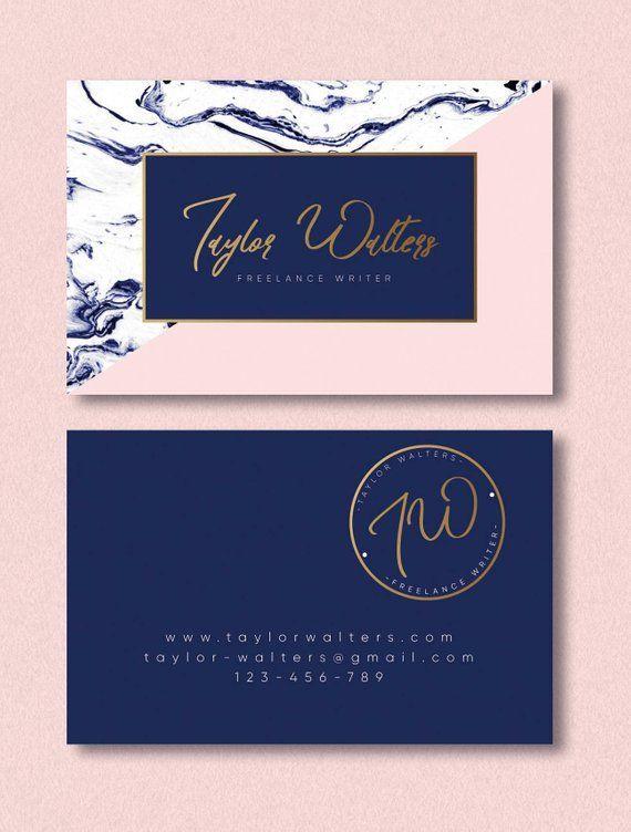 Diseño de logotipo + tarjeta de visita, paquete de marca, tarjetas de visita de mármol, logotipo dorado, sujetador …   – Handgefertigte Produktion und mehr