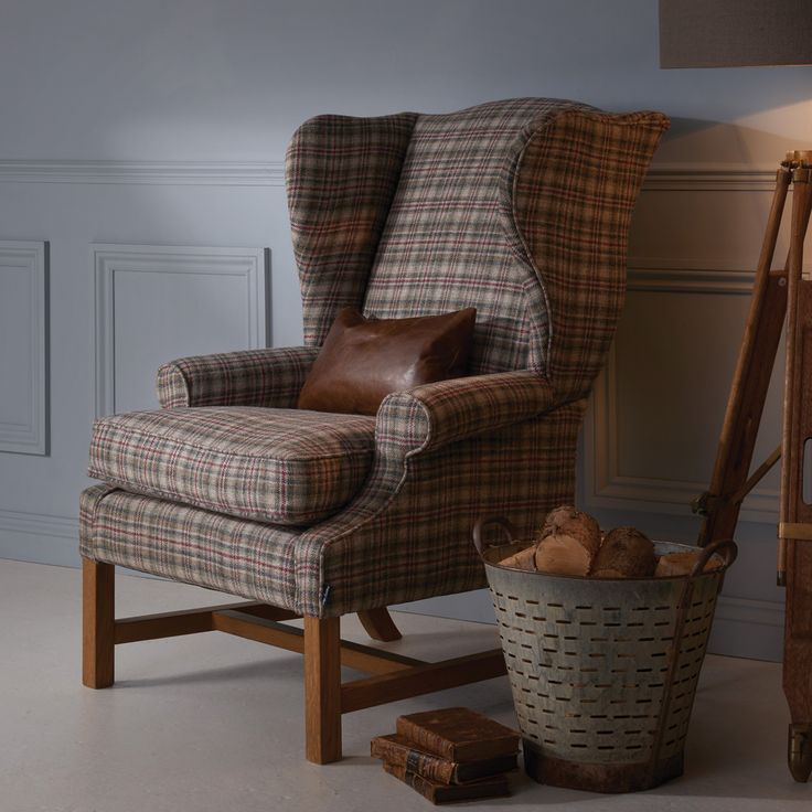 Celebrating Burns Night tonight? Scotland's first ever registered Harris Tweed adorns our Callanish Wing Chair - discover the story behind this unique fabric here» http://www.indigofurniture.co.uk/about-us/callanish-tartan?utm_source=social&utm_campaign=wintersale&utm_medium=photo #tweed #callanish #tartan #scotland #scottish #heritage #armchair #wingchair #textiles #furnituredesign #chair #home #furniture