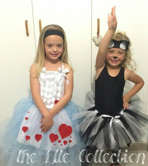 Cute kitty tutu skirt and ears headband by the Elle Collection.  To order email Karin on theellecollection13@gmail.com