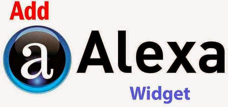 How to Create Alexa Rank Widget for your Website : eAskme