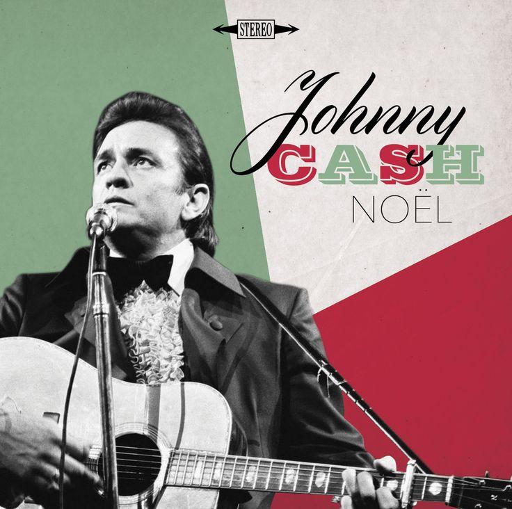 Noël avec Johnny Cash - Johnny Cash - Nombre de titres : 12 titres -   Référence : 00059895  #CD #Musique #Cadeau #Vacance #Chalet