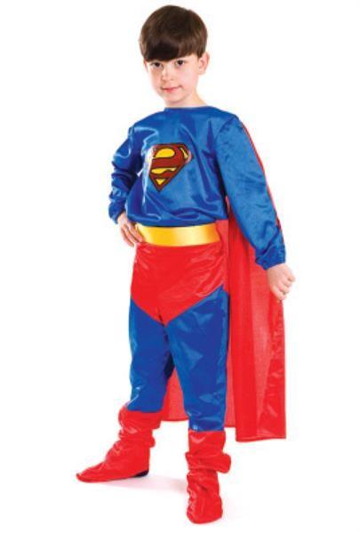 Детский маскарадный костюм супермена