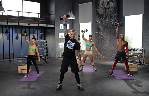 Ready to heat things up? DailyBurn Black Fire with Bob Harper is live, and you'll love these high-intensity workouts that will make you functionally fit.