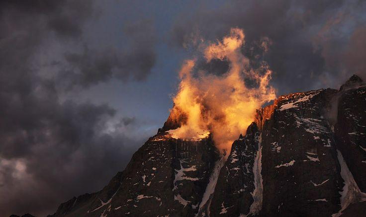 Cerro Arenas - Amanecer