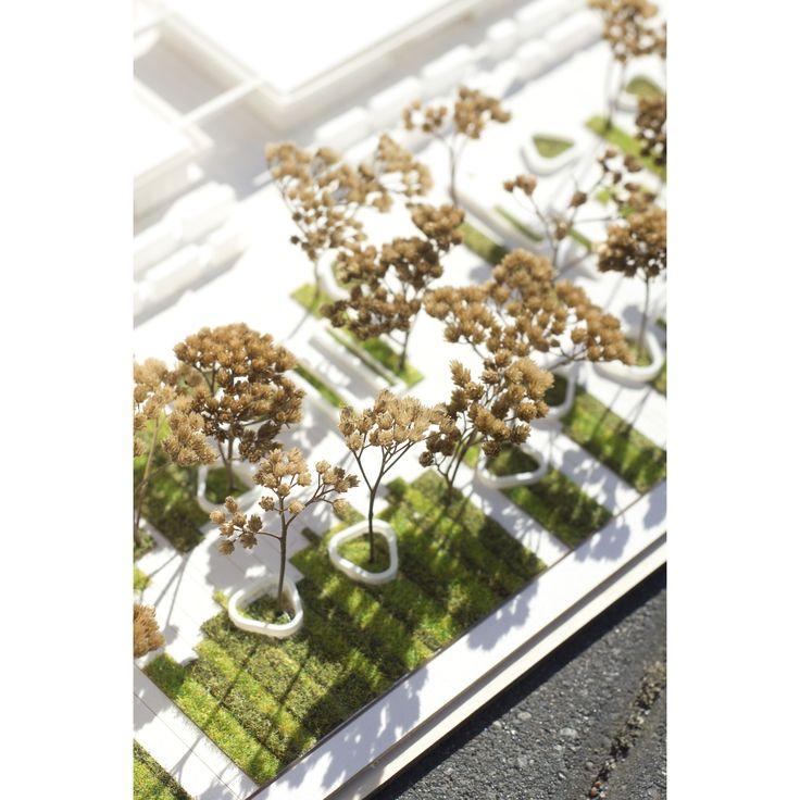 architecture model maquette