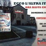 #NoiAdessoPartecipiamo 30 giugno 2013 - Ore 10-19 WorkShop/Convegno - Milano Abbiategrasso ex Convento dell'Annunciata : #unaltraitalia