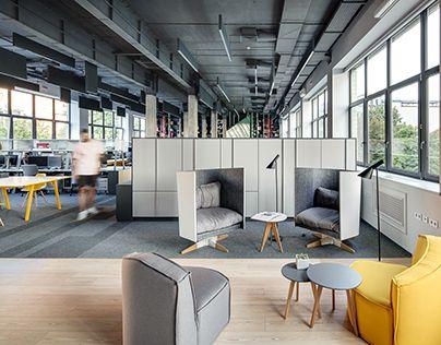 163 best Creative Workspaces images on Pinterest   Workspaces ...