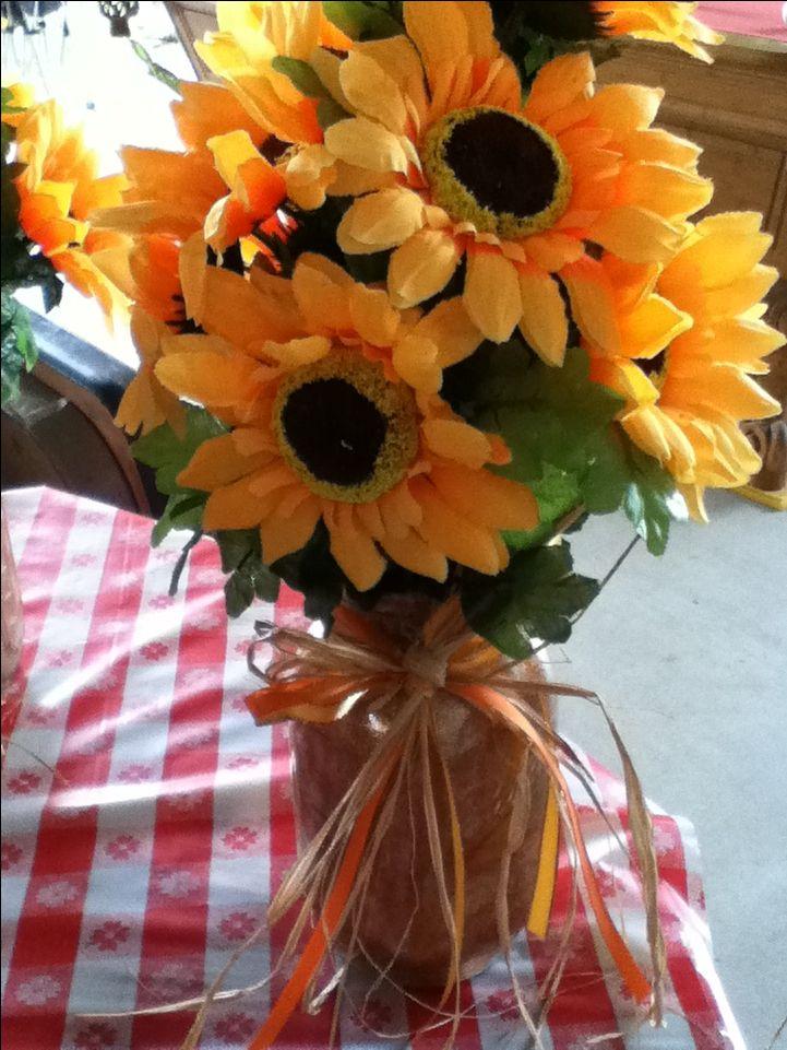 Best images about sun flower party idea s on pinterest