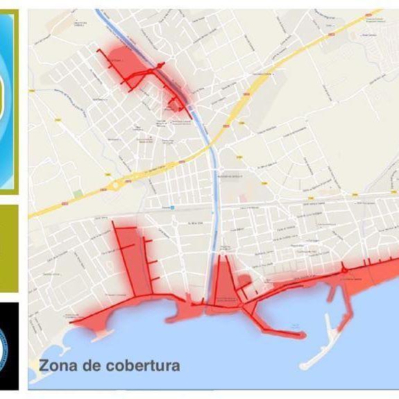 L'associacio de #botiguers i #hostaleria 2.0 de la #xarxadelport col·labora amb l'empresa suministradora del #wiffi #cambrilsconnecta al @fimcambrils la zona del El #ParcdelPinaret *Gaudeix de #wiffi gratuït a #Cambrils comprant o consumint al #establiments #associats a la #xarxadelport  @cambrilsturisme #Cambrils #ciutat #smartcities
