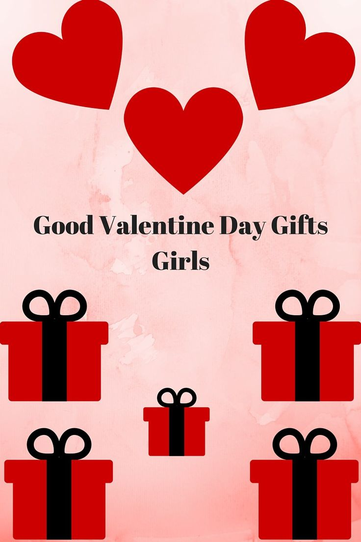 good valentine day gifts girls