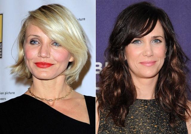 Cineast: Кэмерон Диаз и Кристен Уиг сыграют в мстительной комедии «Другая женщина»